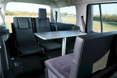 Range Rover Interior >> LR3 Camper | The Land Rover Center